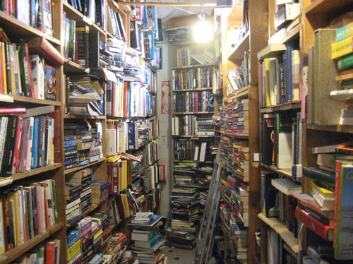 Musty Old Bookstore